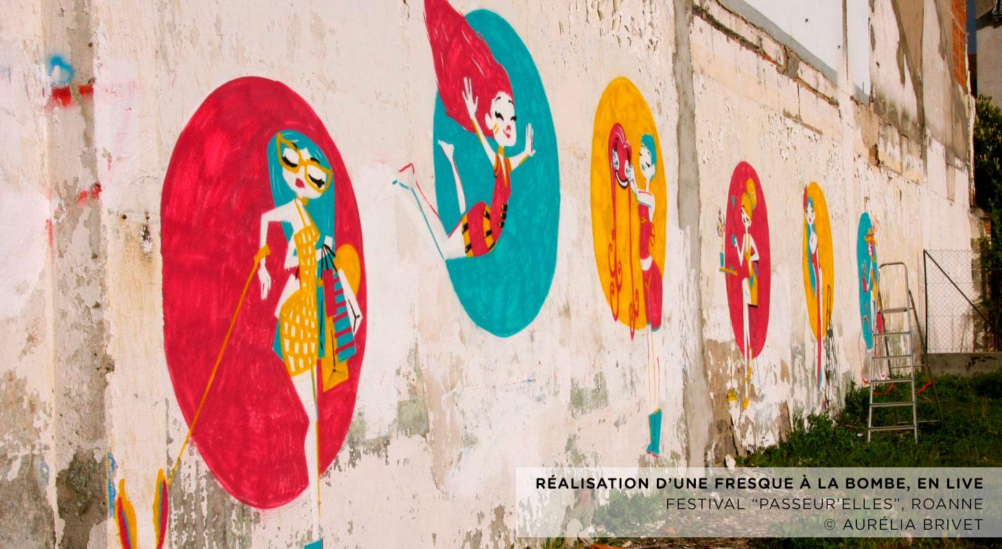 Street Art (ROANNE)