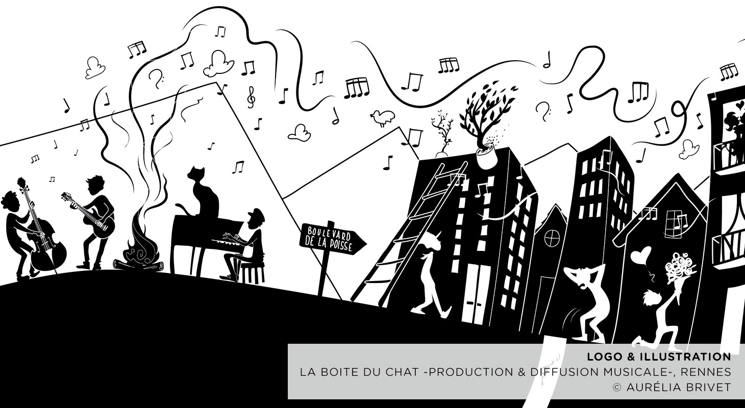 La boite du chat (Production musicale)